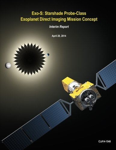 9781508763314: Exo-S: Starshade Probe-Class Exoplanet Direct Imaging Mission Concept
