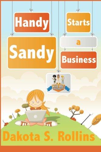 9781508789154: Handy Sandy Starts a Business
