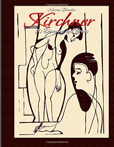 9781508791874: Kirchner: 80 Drawings and Prints