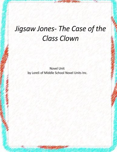 9781508809807: Jigsaw Jones- The Case of the Class Clown