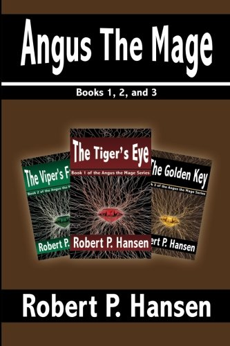 9781508810834: Angus the Mage: Books 1, 2, and 3