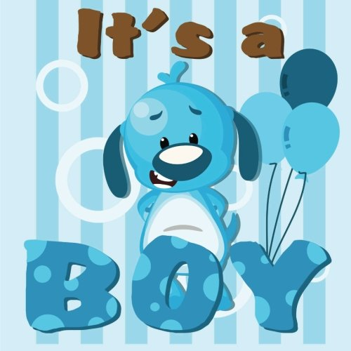 9781508812241: It's a Boy: Baby Book and Baby Scrapbook for Baby's First Year