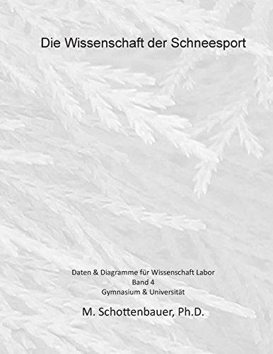 Die Wissenschaft Der Schneesport: Band 4: Daten: Schottenbauer, M.