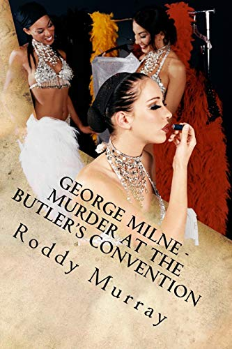 9781508828358: George Milne - Murder At The Butler's Convention