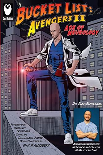 9781508834939: Bucket List: Avengers 2!: Age of Neurology