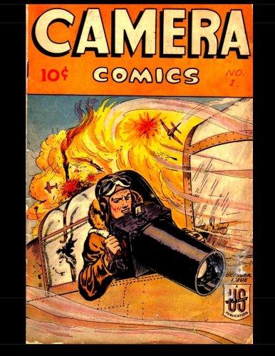 9781508835035: Camera Comics #1: 1944 Crime Comic