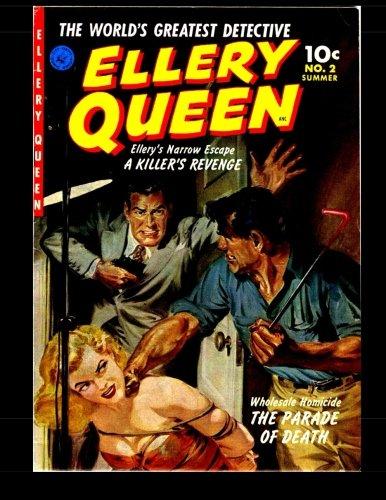 9781508838272: Ellery Queen #2: World's Greatest Detective 1952