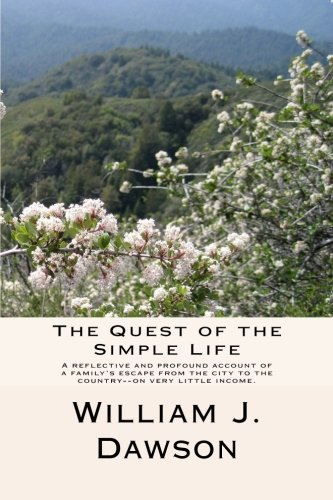 9781508840190: The Quest of the Simple Life