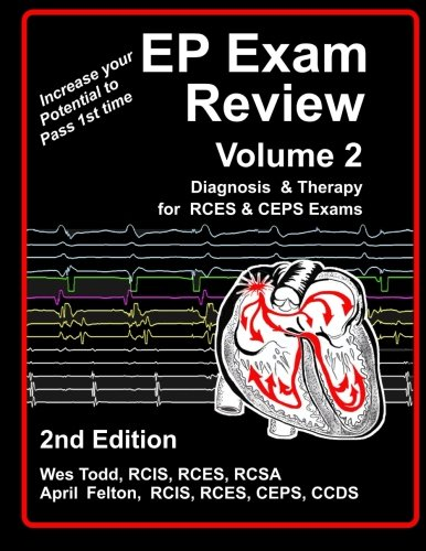 9781508849315: EP Exam Review - Volume 2: Diagnosis & Therapy for RCES & CEPS