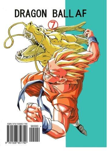 9781508851790: Dragon Ball AF Volume 7