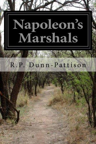 9781508863205: Napoleon's Marshals