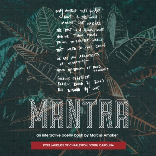 9781508863908: Mantra: an interactive poetry book