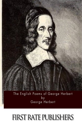 9781508871736: The English Poems of George Herbert