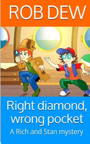9781508872993: Right diamond, wrong pocket