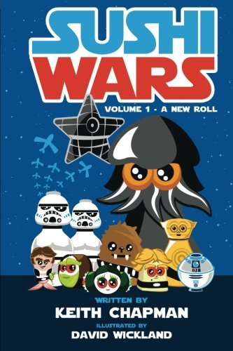 9781508882428: Sushi Wars: A New Roll, Vol. 1
