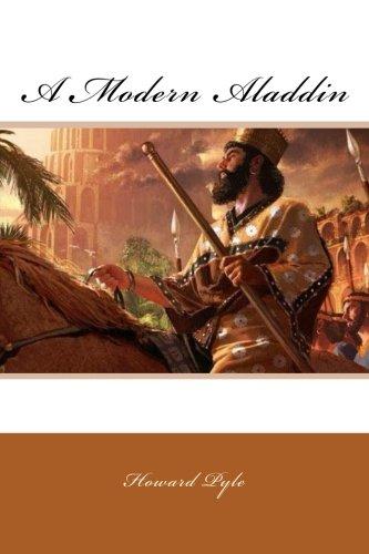 A Modern Aladdin (Paperback): MR Howard Pyle