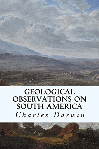 9781508897026: Geological Observations on South America