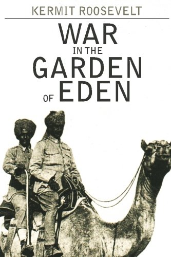9781508898740: War in the Garden of Eden