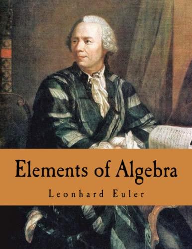 9781508901181: Elements of Algebra