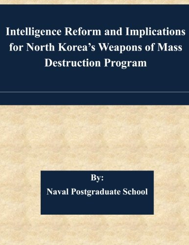 intelligence reform essay Sherman kent center for intelligence analysis, occasional papers, 1(4) today, many intelligence analysts not only have an academic background, but also some kind of academic education or training in their specific field.