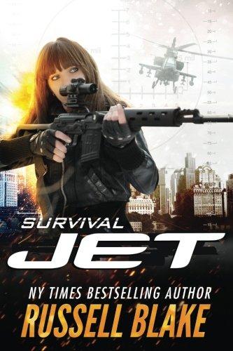 9781508907169: Jet - Survival (Volume 8)