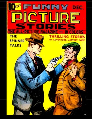 9781508907305: Funny Picture Stories #2: 1936 Detective Mystery Comic