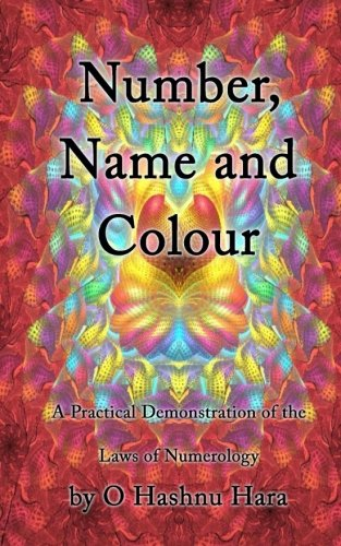 9781508911340: Number, Name & Colour