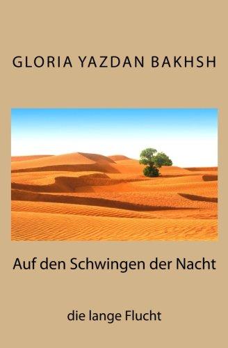 9781508917137: Auf den Schwingen der Nacht: Die Flucht in den Tod (German Edition)