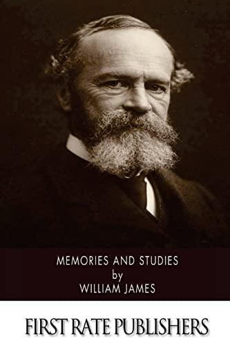 9781508921943: Memories and Studies
