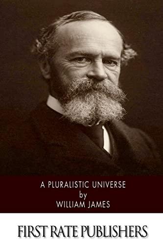 A Pluralistic Universe