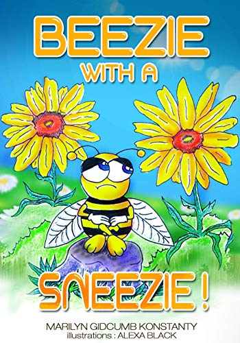 9781508929499: Beezie With A Sneezie!