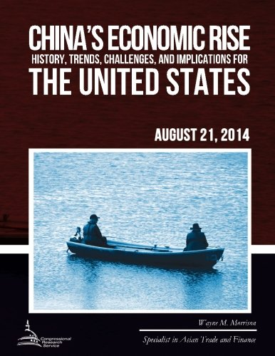 9781508945130: China?s Economic Rise: History, Trends, Challenges, and Implications for the United States