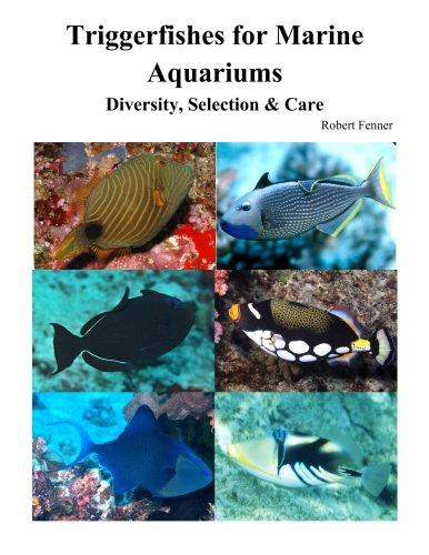 9781508945727: Triggerfishes for Marine Aquariums: Diversity, Selection & Care