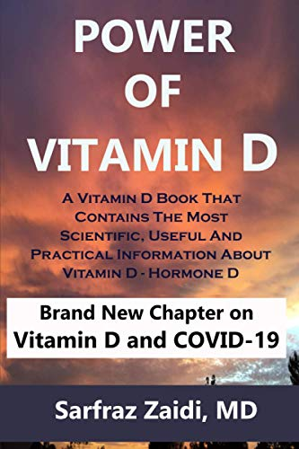 9781508946311: Power Of Vitamin D: A Vitamin D Book That Contains The Most Scientific, Useful And Practical Information About Vitamin D - Hormone D