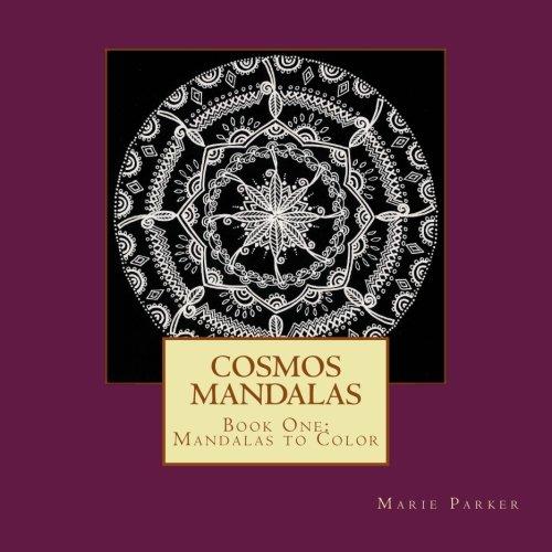 9781508948384: Cosmos Mandalas: Book One: Mandalas to Color (Volume 1)