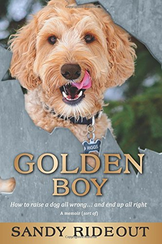 9781508953616: Golden Boy: How to raise a dog all wrong . . . and end up all right - A Memoir (Sort of)