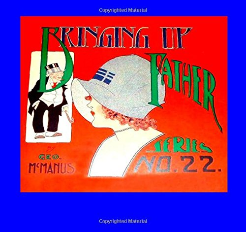 9781508955610: Bringing Up Father #22 (B&W): 1932 Humor Comic Strips