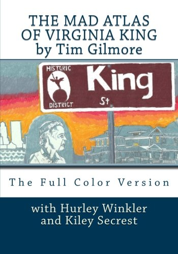 9781508962380: The Mad Atlas of Virginia King: The Full Color Version