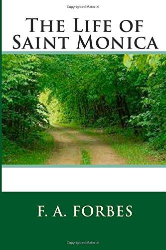 Life of Saint Monica