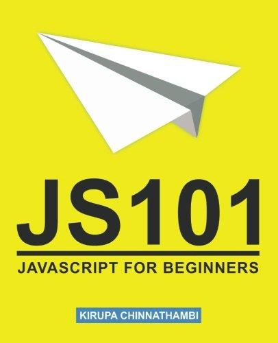 9781508975342: JS101: JavaScript for Beginners
