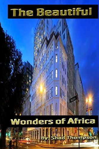 9781508991878: The Beautiful Wonders Of Africa