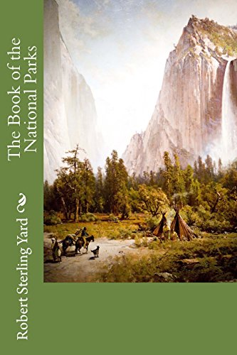 9781508993285: The Book of the National Parks