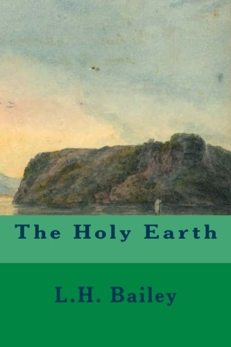 9781508994565: The Holy Earth