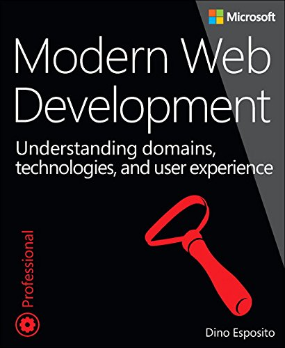 9781509300013: Modern Web Development: Understanding domains, technologies, and user experience (Developer Reference)