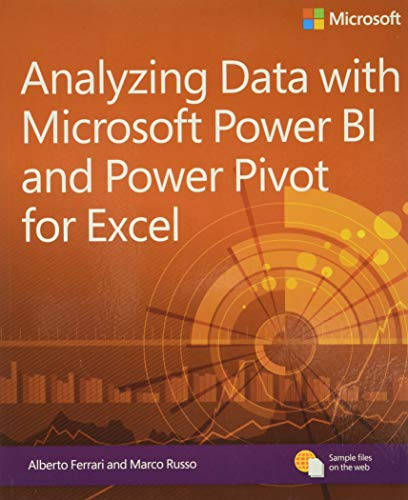 9781509302765: Analyzing Data with Power BI and Power Pivot for Excel (Business Skills)