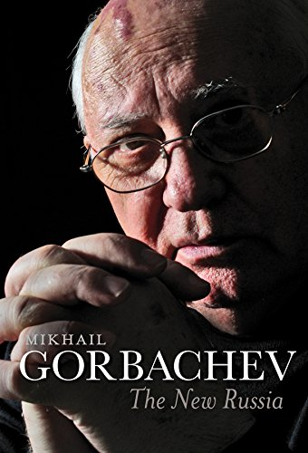 The New Russia (signed first edition): Mikhail Gorbachev