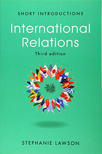 9781509508563: International Relations