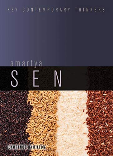 9781509519859: Amartya Sen (Key Contemporary Thinkers)