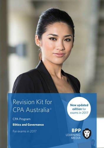 9781509702961: CPA Australia Ethics and Governance: Revision Kit