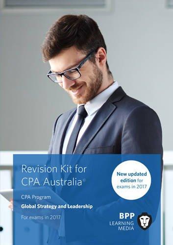 9781509702992: CPA Australia Global Strategy & Leadership: Revision Kit
